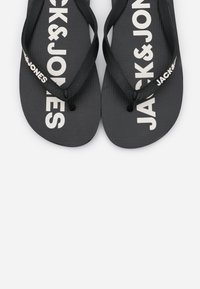 Jack & Jones - JFWLOGO PACK - Pool shoes - anthracite - 4