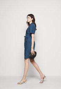 WEEKEND MaxMara - AUSTIN - Sukienka letnia - chinablau - 5