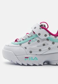 Fila - DISRUPTOR INFANTS - Trainers - white - 5