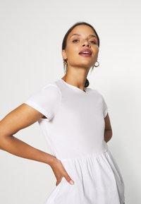 Anna Field Petite - Basic T-shirt - white - 3