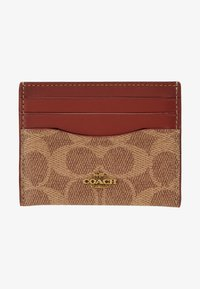 Coach - Wallet - tan rust - 1
