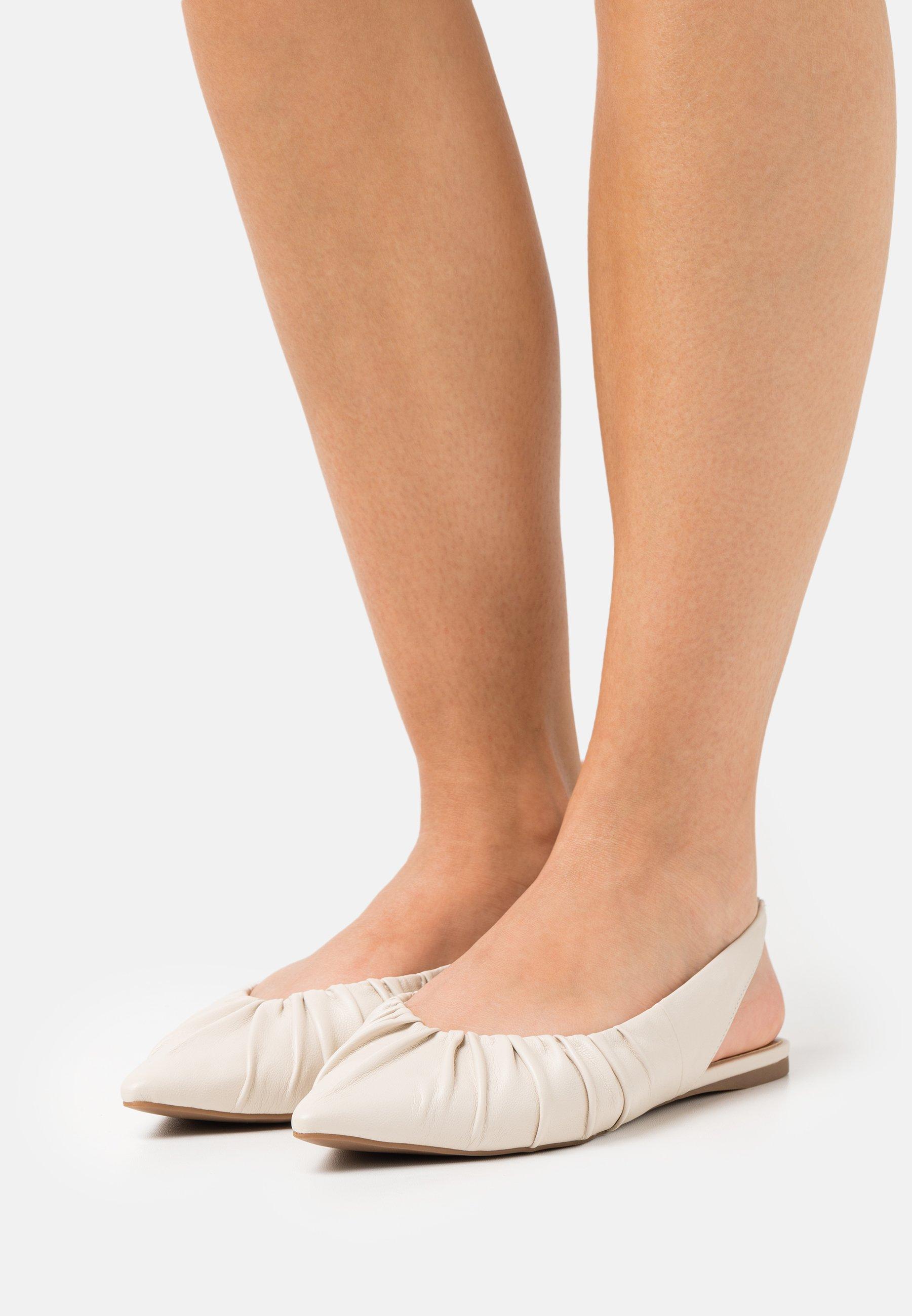Women SCRUNCHY - Slingback ballet pumps