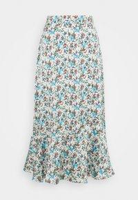 FLOUNCE MIDI SKIRT - Pencil skirt - confetti floral