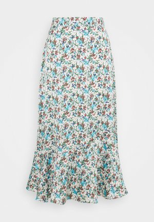 FLOUNCE MIDI SKIRT - Jupe crayon - confetti floral
