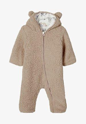 TEDDY - Snowsuit - cinder