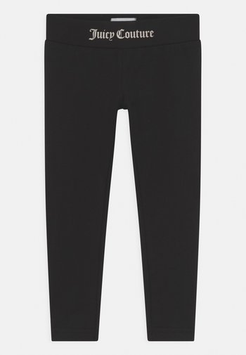 DEEP BAND - Leggings - black