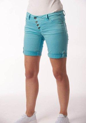 MALIBU SHORT F STRETCH - Jeans Skinny Fit - blue