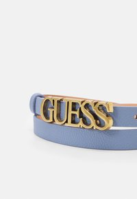 Guess - DESTINY ADJUSTABLE PANT BELT - Belt - blue - 2