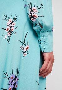 Levete Room - GRITA - Denní šaty - adriatic blue combi - 5