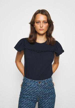 Basic T-shirt - ink navy