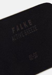 FALKE - ACTIVE BREEZE - Socks - black - 1
