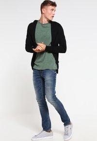 Samsøe Samsøe - LASSEN  - Basic T-shirt - duck green - 1