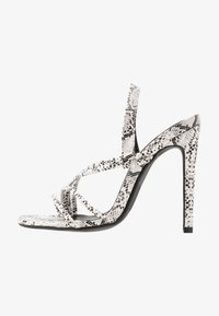Glamorous Wide Fit - High heeled sandals - grey - 1