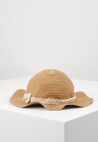 Name it - NKFACC DAVIA HAT - Hatt - nature - 0