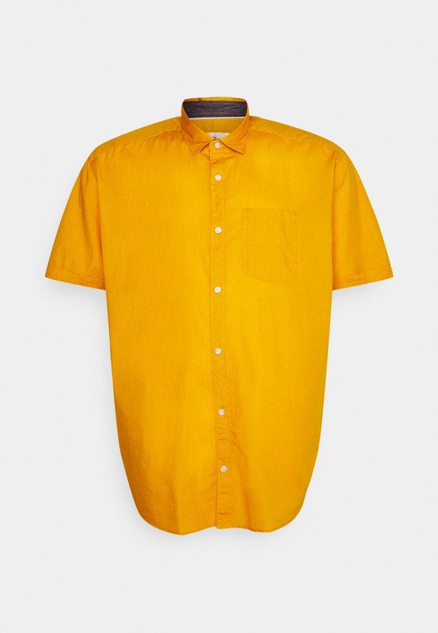KURZARM - Overhemd - yellow