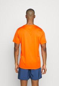 ODLO - ELEMENT LIGHT - T-shirt - bas - mandarin red - 2