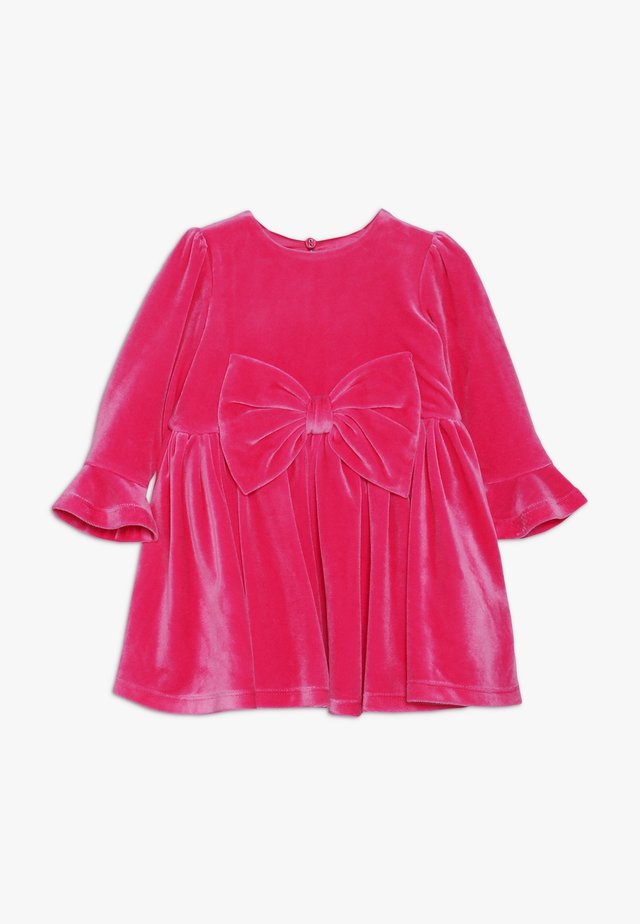 MATILDA BOW DRESS - Vestito elegante - pink
