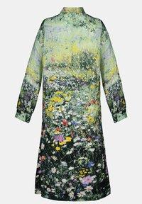 Ulla Popken - Shirt dress - schwarzoliv - 2