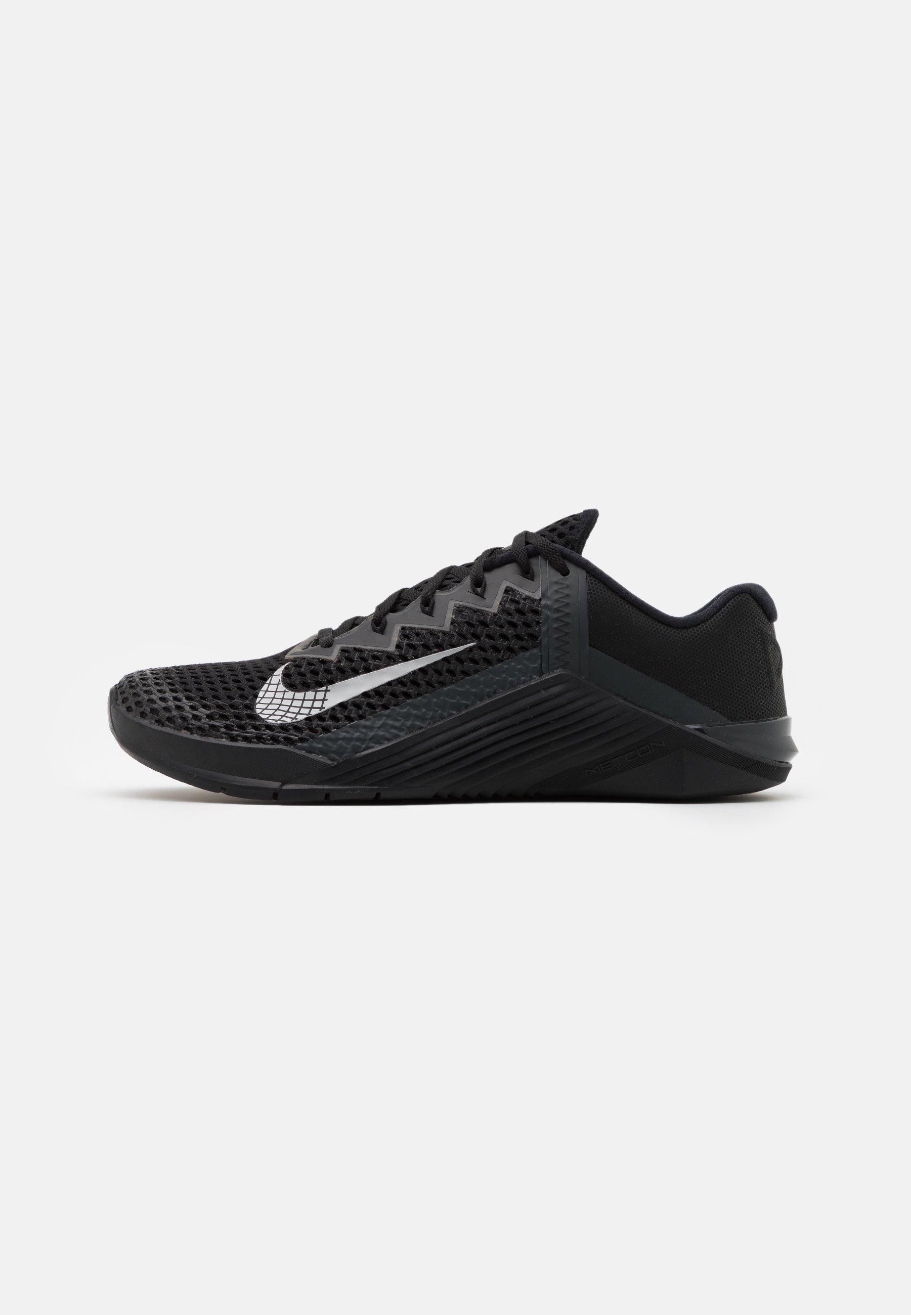 Reproducir Fracaso En el nombre  Nike Performance METCON 6 UNISEX - Zapatillas de entrenamiento -  black/metallic silver/anthracite/negro - Zalando.es
