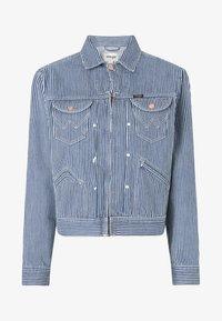 Wrangler - Denim jacket - indigo hickory - 4