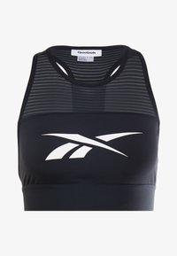 WOR BRALETTE - Sujetador deportivo - black