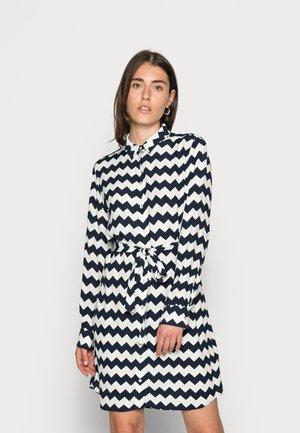 SHIRTDRESS - Denní šaty - evening blue