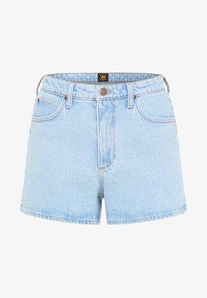 CAROL  - Denim shorts - light alton