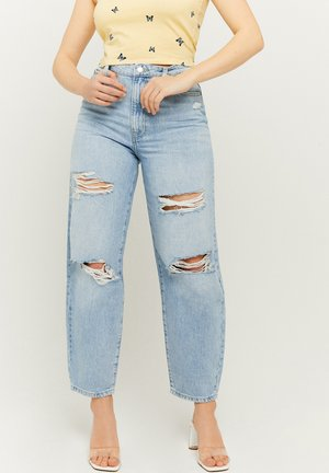 Relaxed fit jeans - blu408