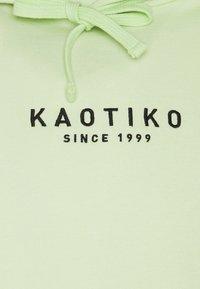 Kaotiko - VANCOUVER UNISEX - Sudadera - yellow - 2