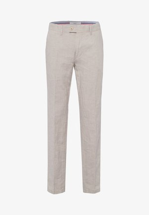 STYLE EVANS - CHINO - Trousers - sand
