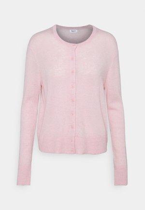 LOUISE CARDIGAN - Kardigan - pink candy