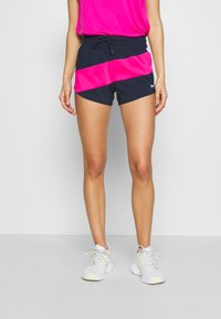 Reebok - SHORT - Sports shorts - dark blue - 0