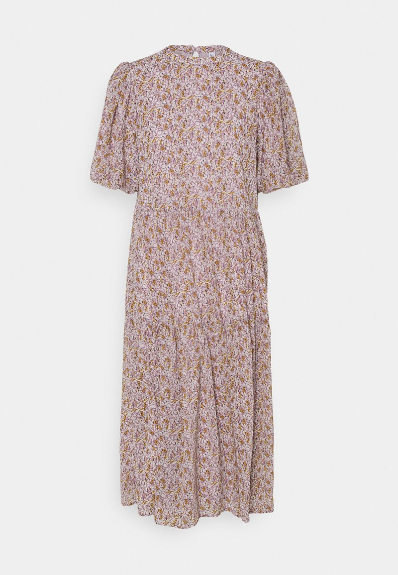 ONLY - ONLNINA MIDI DRESS - Day dress - lilac