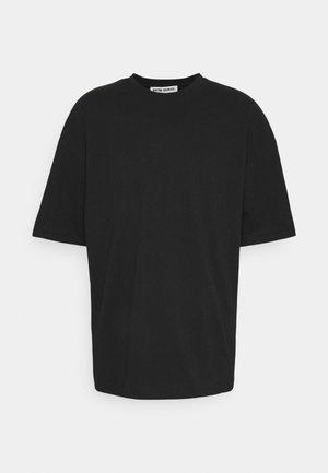 BUTTERFLY CLOUDS UNISEX - T-shirt imprimé - black