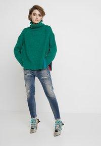 Diesel - FAYZA-T - Slim fit jeans - indigo - 1