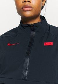 Nike Performance - FRANKREICH MIDLAYER - Klubové oblečení - dark obsidian/university red - 4
