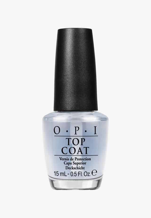 TOP COAT - Nail polish (top coat) - NTT30