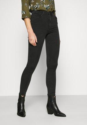 VMSOPHIA SOFT - Skinny džíny - dark grey denim