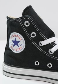 Converse - CHUCK TAYLOR ALL STAR CORE - High-top trainers - black - 5