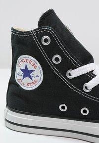 Converse - CHUCK TAYLOR ALL STAR CORE - Sneakers alte - black - 5