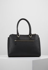 Guess - ALMA SOCIETY SATCHEL - Handbag - black - 2