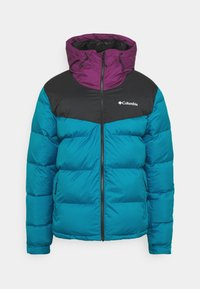 ICELINE RIDGE JACKET - Ski jacket - fjord blue/black