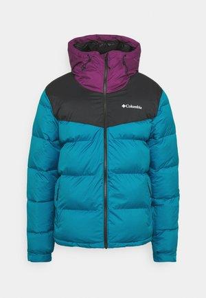 ICELINE RIDGE JACKET - Ski jacket - fjord blue/black