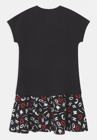 MOSCHINO - Jersey dress - black - 1