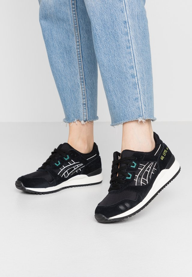 GEL-LYTE III OG - Matalavartiset tennarit - black