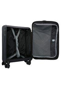 Stratic - FLOATING  - Wheeled suitcase - black - 4