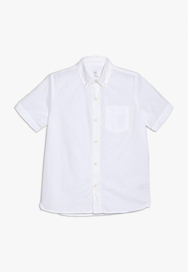 BOYS ITEMS OXFORD - Camisa - white