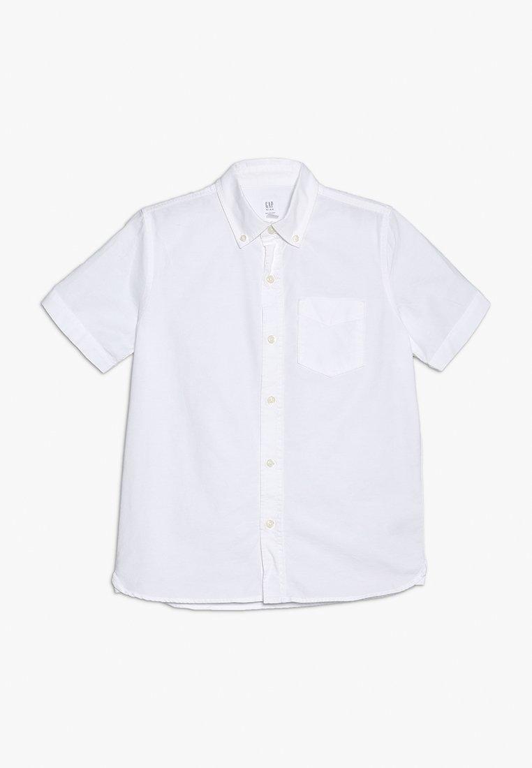 GAP - BOYS ITEMS OXFORD - Košile - white