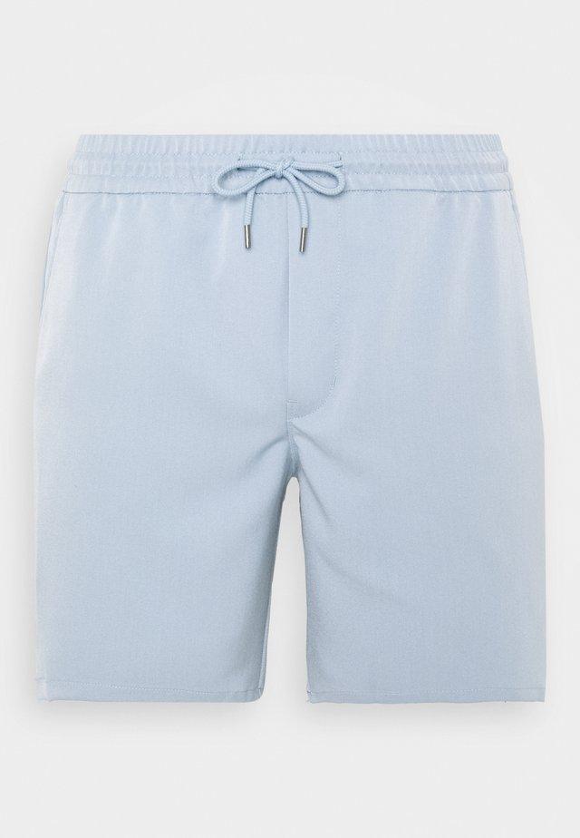 OLSEN  - Shorts - light blue