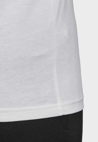 adidas Performance - BADGE OF SPORT COTTON TANK TOP - Top - white - 7